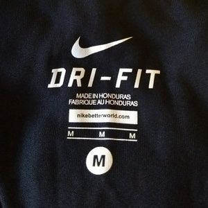 Nike Shirts - °Nike° Dri Fit Neon Athletic Printed T-Shirt